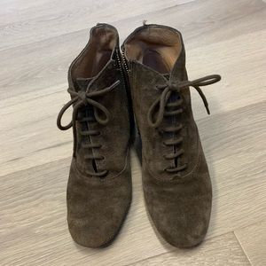 The Walker Madewell Booties size 6.5
